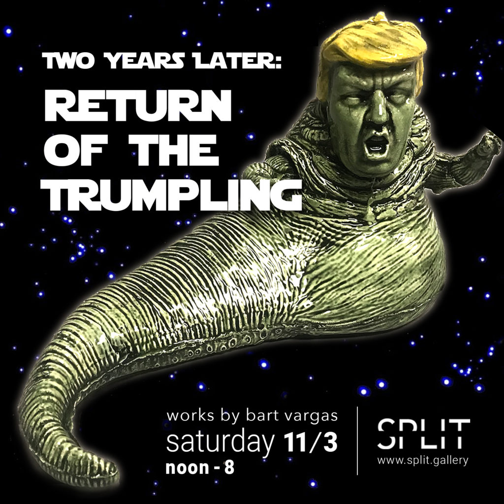 TWO YEARS LATER: RETURN of the TRUMPLING!