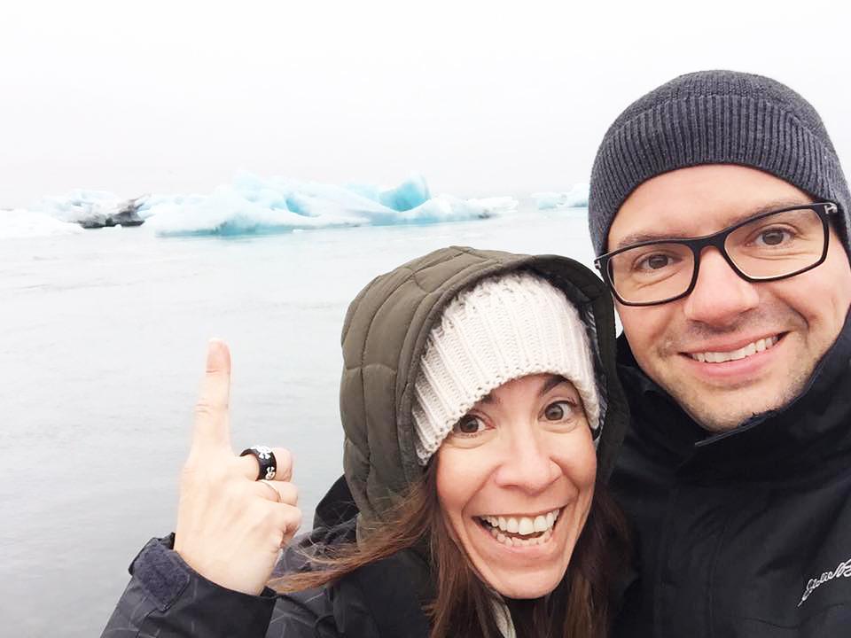 Jill Rizzo and Brian Wetjen of Split Gallery