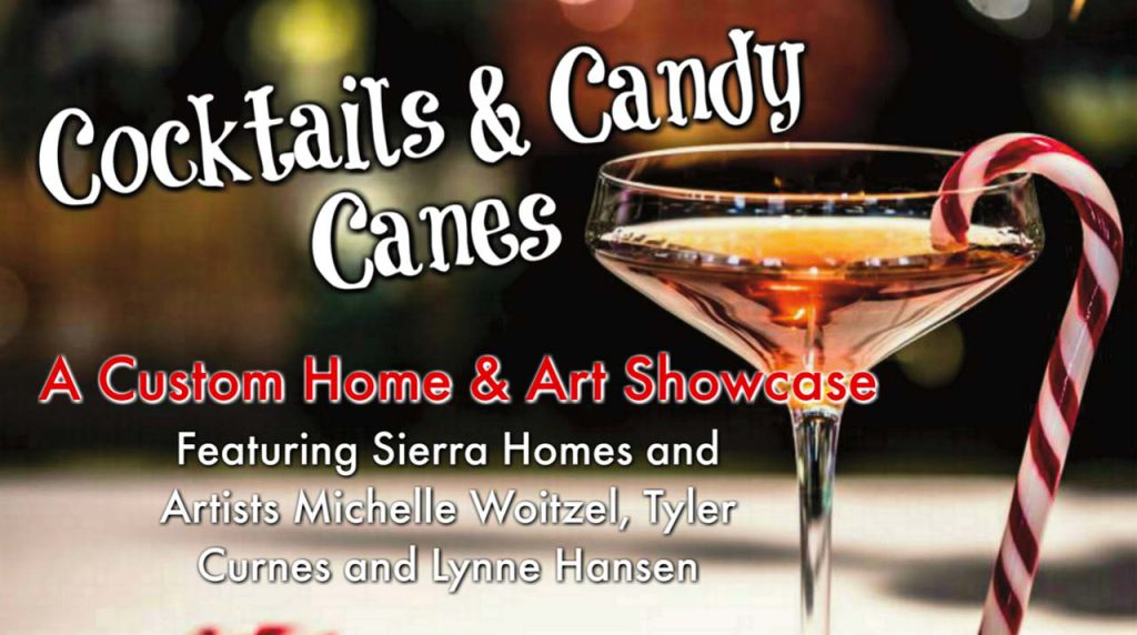 Cocktails and Candy Canes at Split Gallery