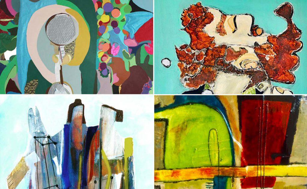 Abstract Folk at Split Gallery