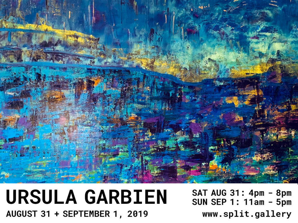 Ursula Garbien at Split Gallery