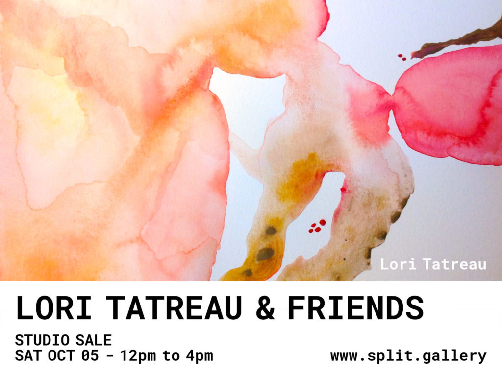Lori Tatreau & Friends Studio Sale