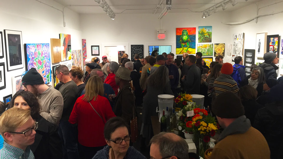 Split Gallery's Grand Opening Reception & Sale
