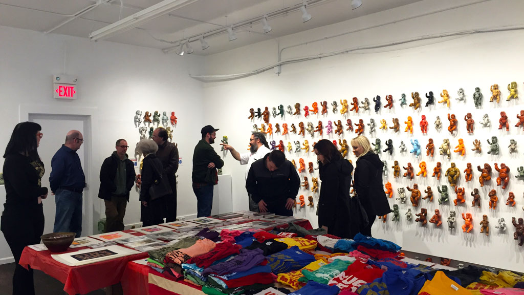 Bart Vargas at Split Gallery